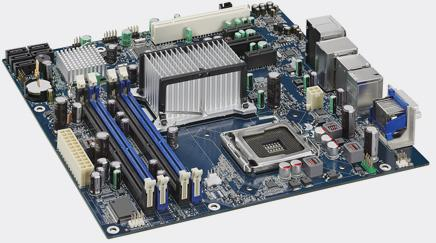 Intel® Desktop Board DG45ID