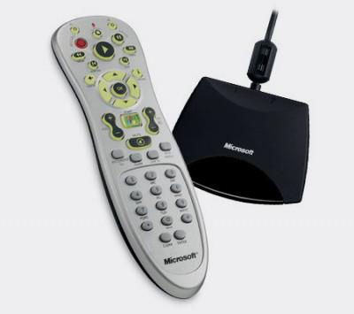 Microsoft Remote Control for WinXP MCE